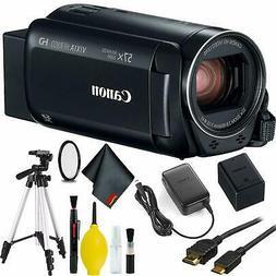 Canon VIXIA HF R800 Camcorder  w/Tripod