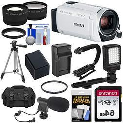 Canon Vixia HF R800 1080p HD Video Camera Camcorder  with 64
