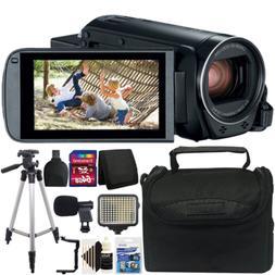 Canon Vixia HF R800 Full HD Camcorder Black 57x Advance Zoom