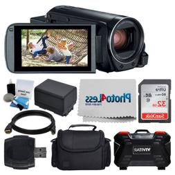 Canon VIXIA HF R800 Full HD Camcorder  + 32GB + Battery + Ca