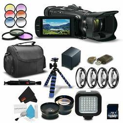 Canon VIXIA HFG40 Full HD Camcorder 1005C002 - W/ Rode Mic,