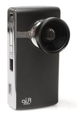 Bower VLMWF 0.45x Wide Angle Magnetic Lens for Flip Cameras