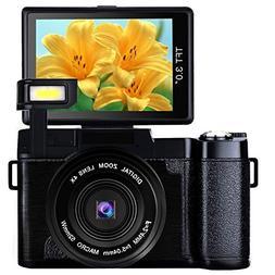 Digital Camera 24.0 MP Vlogging Camera Full HD 1080P 3.0 Inc