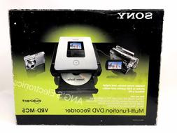 Sony VRDMC5 DVDirect Multi-Function DVD Recorder  *NEW* FREE