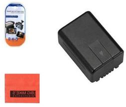 VW-VBK180 Battery for Panasonic HC-V10 HC-V100 HC-V500 HC-V7