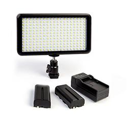 GIGALUMI W228 Video Light Ultra Thin Dimmable Photo Studio C