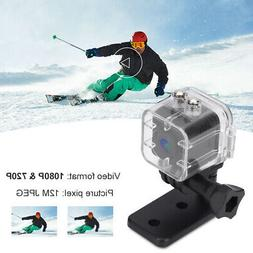 Waterproof 1080P HD Mini Infrared DV Camera Camcorder Cube S