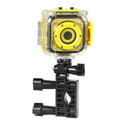 KODEE Kids Sports Waterproof Camera Action Video Digital Cam