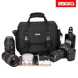 CADEN Waterproof Camera Bag Shoulder Handbag Multi-functiona