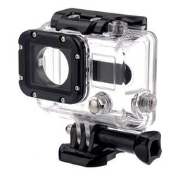 Waterproof Protective Case Holder Mount Gimble Cover For GoP