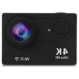 Sport Cameras Waterproof Ultra 4K HD 1080P WIFI Camcorder DV