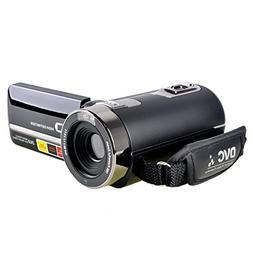 Webat WB301 HD 1080p camcorder 24.0 Mega pixels 16X Option Z