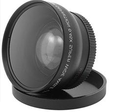 Wide Macro Angle Lens 52 MM 0.45X for HDV-G02/ HDV-G03 Digit