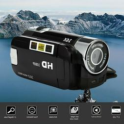 Anti-shake 4K Full HD 1080P CMOS 16X Digital Zoom Video Camc