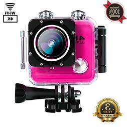 Action Camera SOUTHSTARDIGITAL  4K WIFI 16MP Waterproof Spor