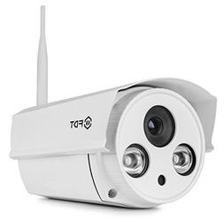 FDT 720P HD WiFi Bullet IP Camera  Outdoor Wireless Security