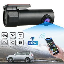 Wifi HD Car Dashboard DVR Camera Video Recorder Dash Cam G-S