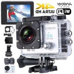 WiFi 4K FULL HD 1080P Waterproof Sport DV Video Action Camer