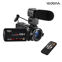 """WiFi FULL HD 1080P 24MP 16X ZOOM 3"""" IPS LCD Digital Video Ca"""