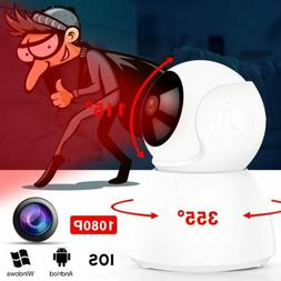 Wireless IP Camera 1080P WiFi Home Security CCTV Motion Dete