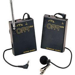 Pro HF G40 WLM wireless lavalier mic for Canon VIXIA full HD