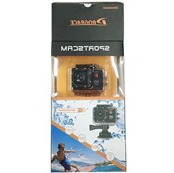 DROGRACE WP200 Sports Action Camera Video Camera Waterproof