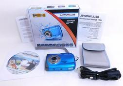 Bell & Howell WP7 Splash 12.0MP Digital Camera - Blue