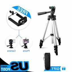WEIFENG WT3110A Tripod Stand Monopod for Canon Nikon Sony Fu