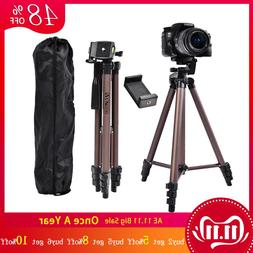 fosoto WT3130 Aluminum Alloy Mini Camera Tripod Stand With P