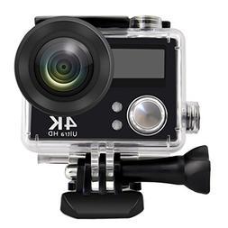 PowMax WW-60 HD 4K WIFI Sports Action Camera Waterproof DV C