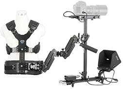 Movo X100 Ultimate Steadycam System Bundle - Includes Handhe