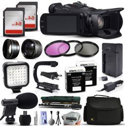 Canon XA25 HD Professional Camcorder Video Camera + 128GB Ac