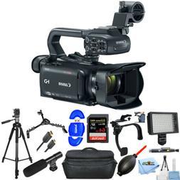 Canon XA30 E Professional Camcorder  PRO BUNDLE BRAND NEW