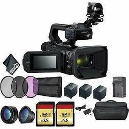 Canon XA55 Professional UHD 4K Camcorder 3668C002 Bundle wit