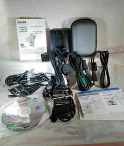 SANYO XACTI Digital Camera Camcorder Charger, Case & Accesso