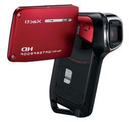 Sanyo Xacti VPC-CA9 Waterproof HD 9MP Digital Camera/Camcord