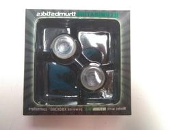 XBOX 360 CONTROLLER LED LIGHT UP THUMB STICKS ILLUMINATING -