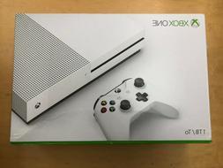 Microsoft Xbox One S 1TB White Home Console