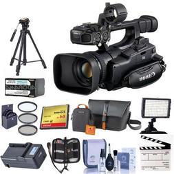 Canon XF-100 High Definition Professional Camcorder, - Bundl