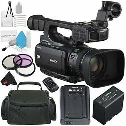 Canon XF100 Professional Camcorder Deluxe Bundle