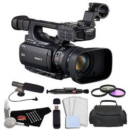 Canon XF105 HD Professional Camcorder Advanced Bundle