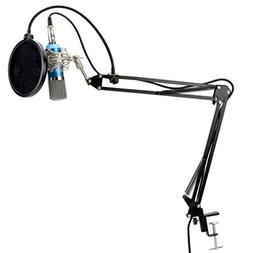 TONOR Professional Studio Condenser Microphone Computer PC M