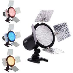 Yongnuo YN-168 YN168 LED Video Light Camcorder for Canon Nik