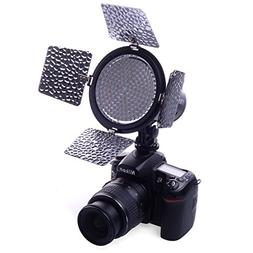 Yongnuo YN168 Pro LED Studio Video Light for Canon Nikon Son