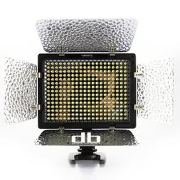 Pro Yongnuo LED Video Light Flash YN300  With 300pcs Lamps,