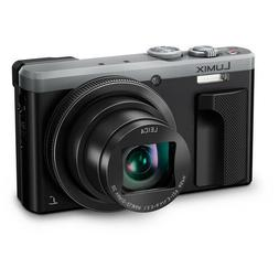 Panasonic ZS60 LUMIX 4K 18 MP Digital Camera with Wi-Fi - Si
